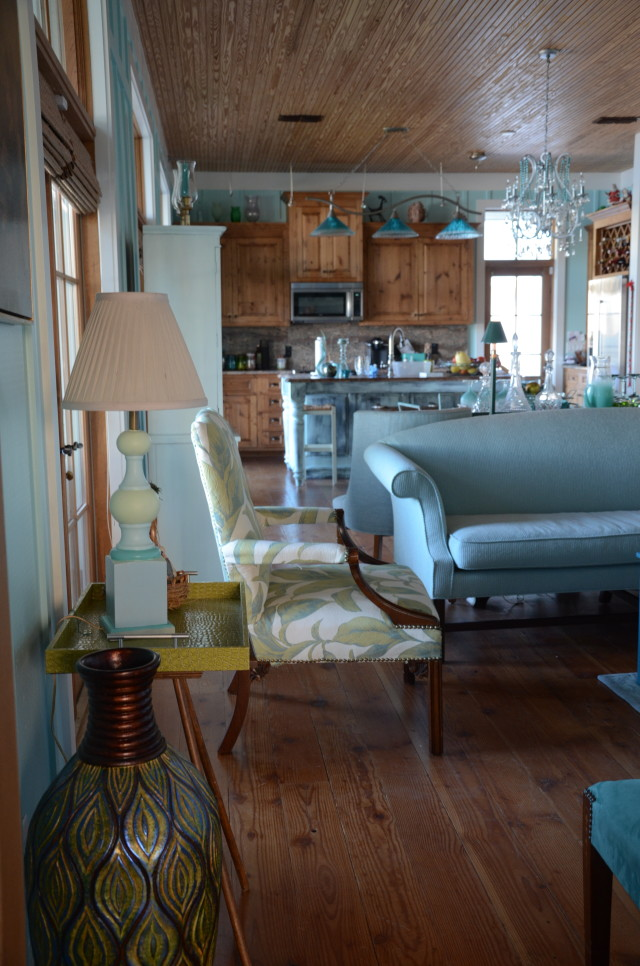 Our Turquoise House