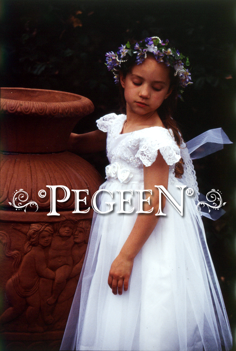 My niece Jessica wearing Pegeen.com  c1995