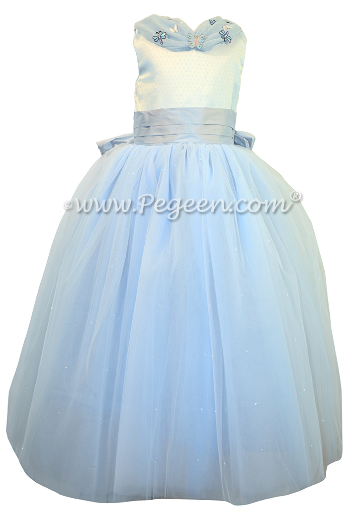 Pegeen Style 910 - the Blue Quartz Fairy Dress