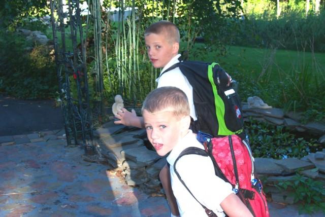 School Days Sept 2001 #2