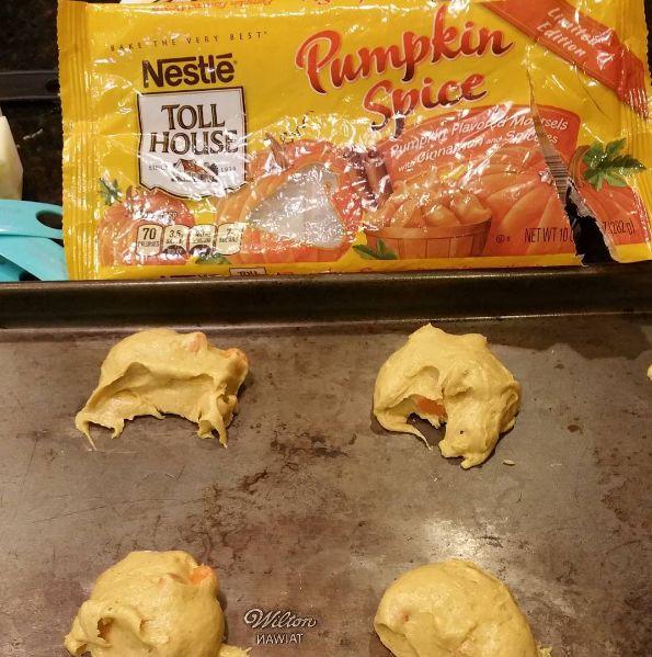 Nestle's Pumpkin Spice Chips