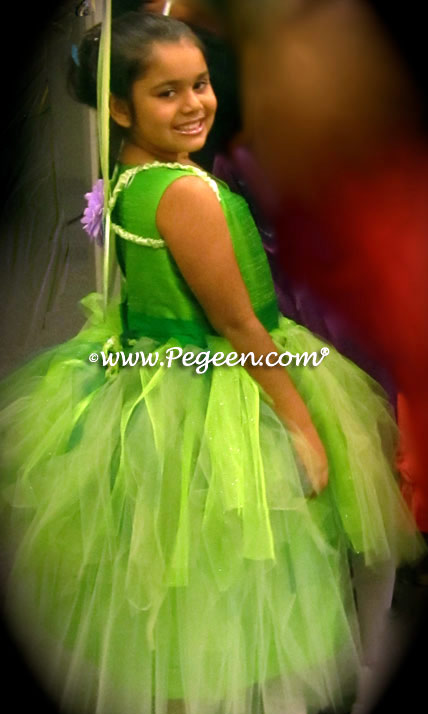 From the Pegeen Fairytale Collection, the Emerald Fairy. Pegeen Style 901